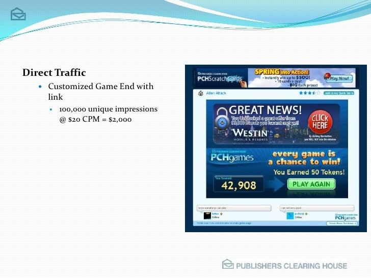 Pch Online Trip Barter 2010