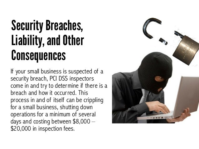 Pci compliance how to keep your business safe from credit card crim 12 security breaches reheart Images
