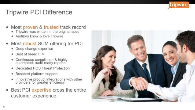 Taking the Pain out of PCI Compliance