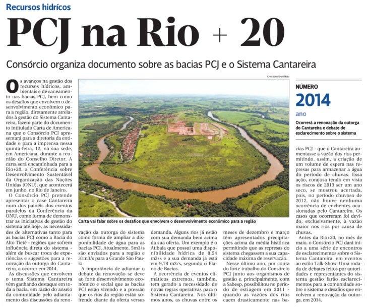 PCJ na Rio + 20