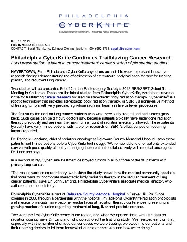 Feb. 21, 2013 FOR IMMEDIATE RELEASE CONTACT: Sarah Tiambeng, Zehnder Communications, (504) 962-3731, saraht@z-comm.com Phi...