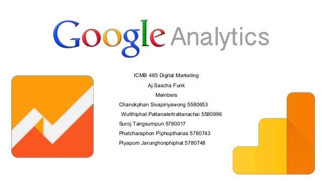 ICMB 485 Digital Marketing Aj.Sascha Funk Members Chanokphan Sivapiriyawong 5580653 Wutthiphat Pattanalertrattanachai 5580...