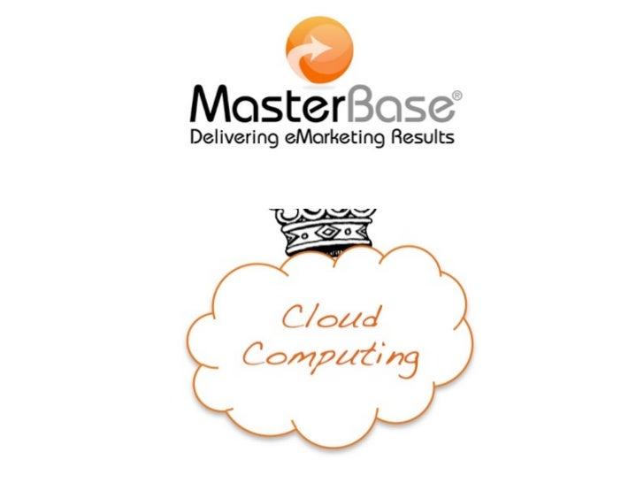 Cloud Computing                                                                 1. ¿Qué es?                               ...
