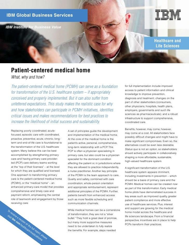 Patient participation