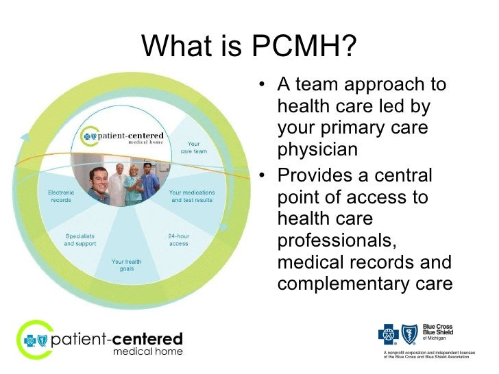 patient centered medical home nursing essay The patient-centered medical home (pcmh) is a model of care that aims to transform the delivery of comprehensive primary care to children, adolescents, and adults.