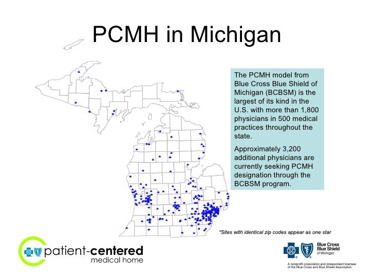 Patient centered medical home pcmh model of care