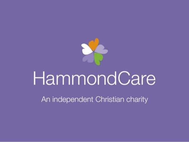 The Palliative Care Home Support Program A collaboration between HammondCare, Sacred Heart Health Service, Calvary Healthc...