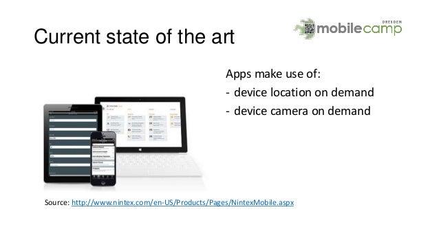 MobileCamp 2014: on{x} - Google Now zum Selberbauen Slide 2