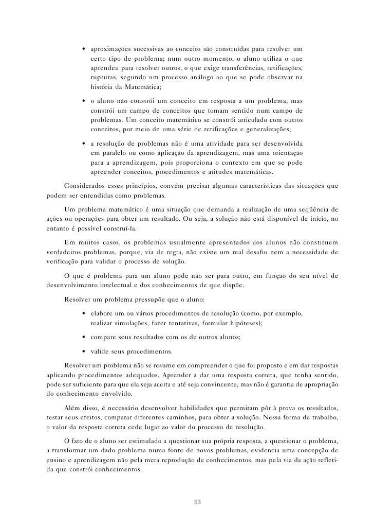 O RECURSO À HISTÓRIA DA MATEMÁTICA        A História da Matemática, mediante um processo de transposição didática e juntam...