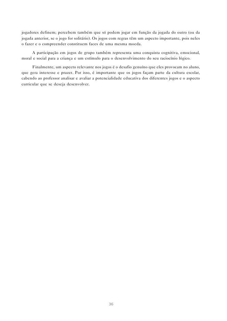 OBJETIVOS GERAIS DE MATEMÁTICA PARA                        O ENSINO FUNDAMENTAL        As finalidades do ensino de Matemát...