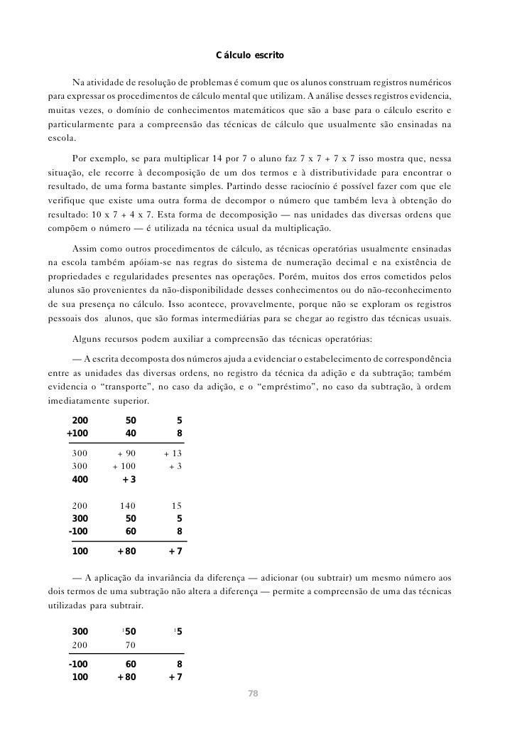Pcn matematica 1ª a 4ª
