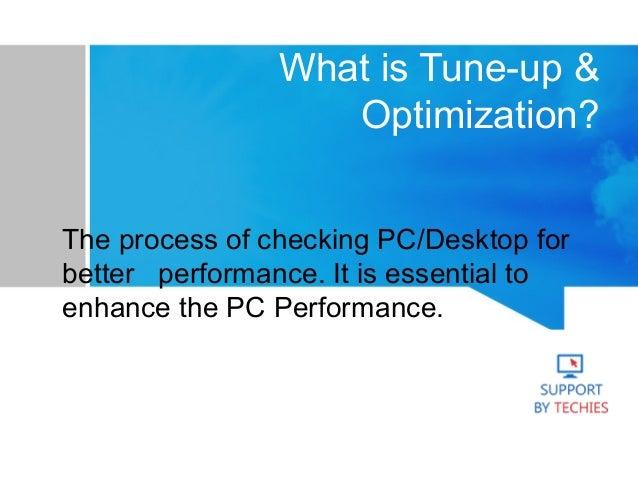 PC Optimization Services Slide 3
