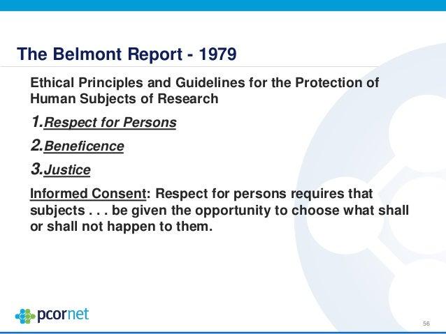 the belmont report copy