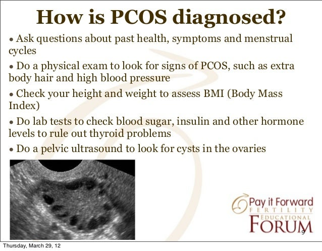 Polycystic Ovary Syndome Pcos And Fertility
