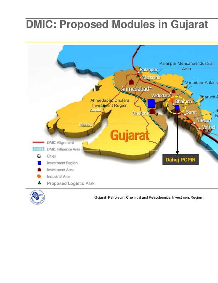 Gujarat Petroleum, Chemical and Petrochemical Investment Region (PCPI…