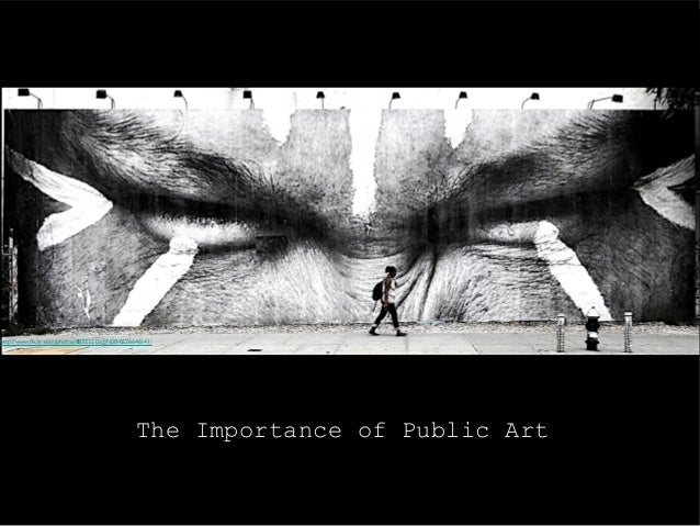 The Importance of Public Art http://www.flickr.com/photos/88323212@N00/6226646141/