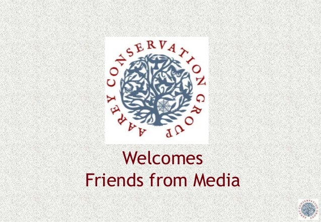 Welcomes Friends from Media