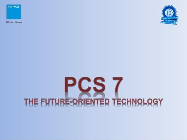 SIMATIC PCS 7 - the Smart Answer