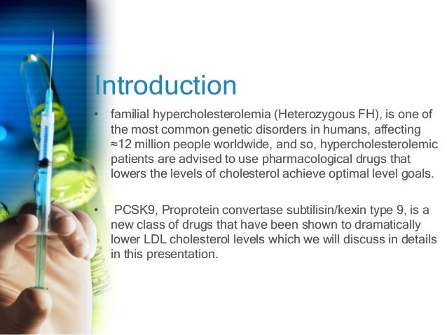 Familial hypercholesterolemia new hope