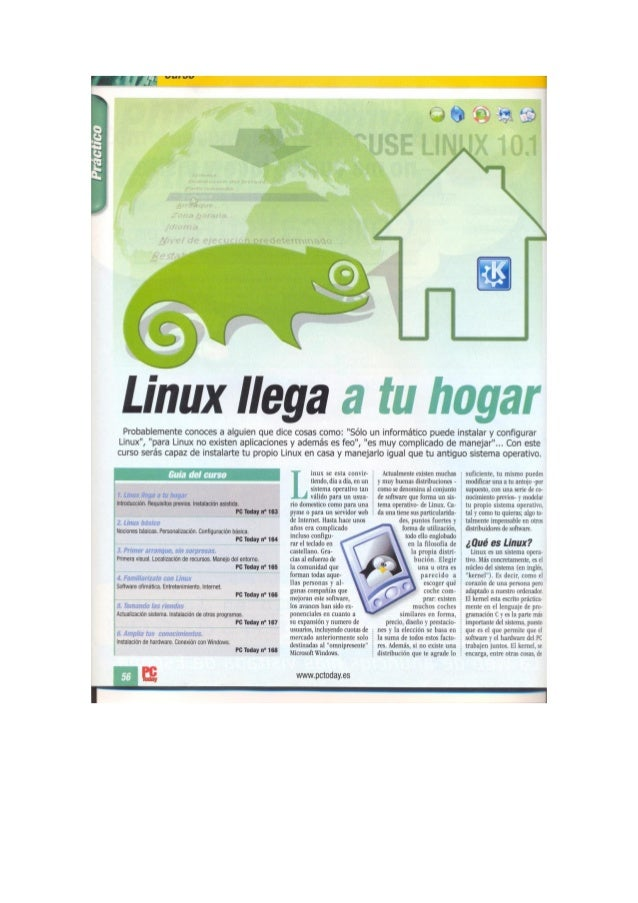 PcToday Curso Linux