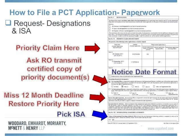 PCT Practice Presentation