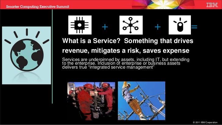 Service Creation, Service Delivery, Service Management - PCTY 2011 Slide 3