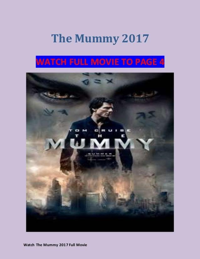 The Mummy Stream Deutsch