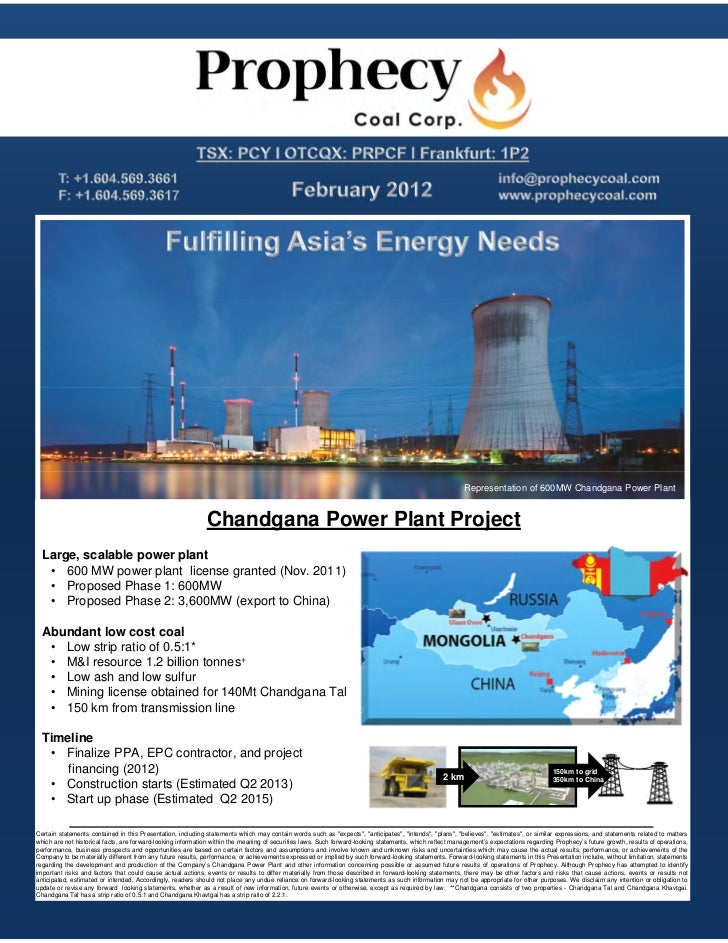 Representation of 600MW Chandgana Power Plant                                                             Chandgana Power ...