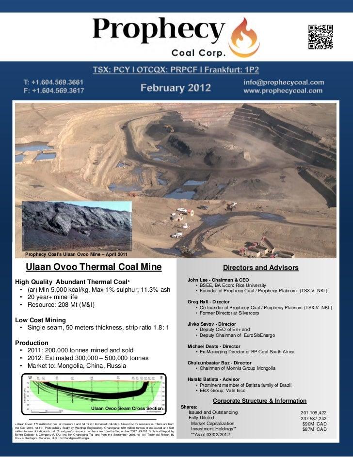 Pcy coal fact_sheet