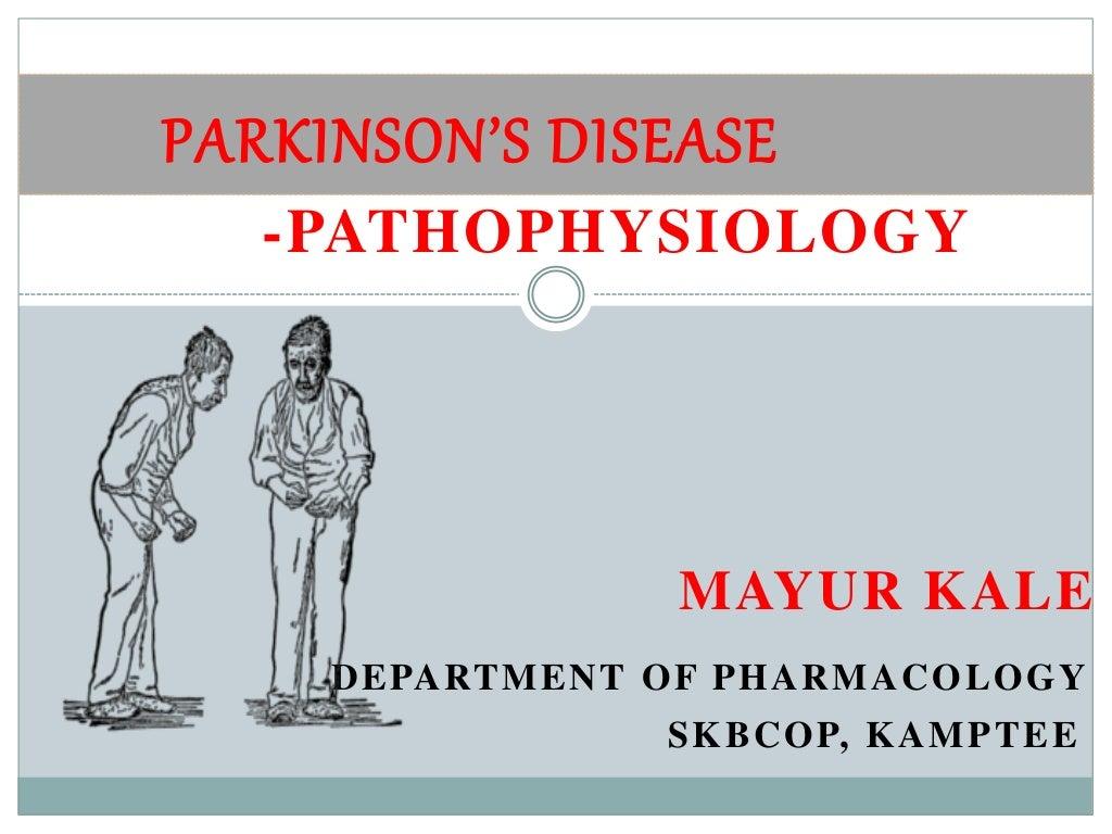 Pathophysiology of Parkinsons Disease