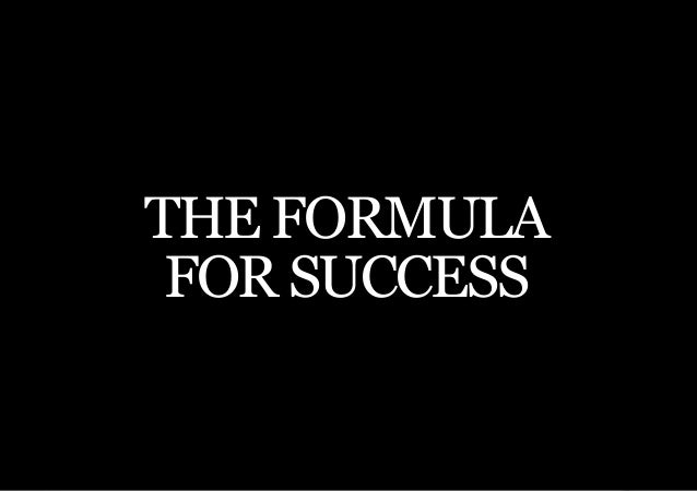 THE SECOND LITTLE BOOK OF LEADERSHIPTHE FORMULA FOR SUCCESS     31