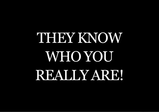 THE SECOND LITTLE BOOK OF LEADERSHIPTHEY KNOW WHO YOUREALLY ARE!     7