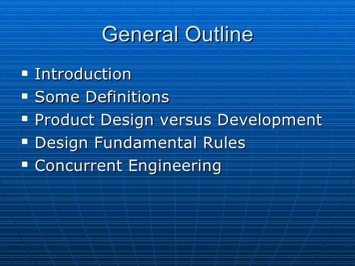 Product Design & Development - 1 Slide 2