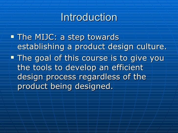 Product Design & Development - 1 Slide 3