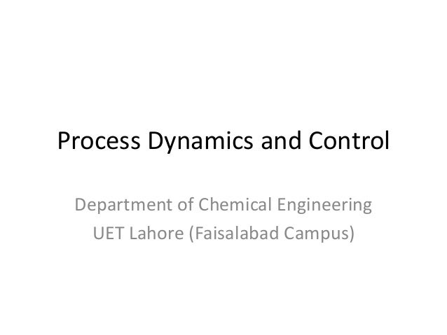 Free download ebook process control coughanowr