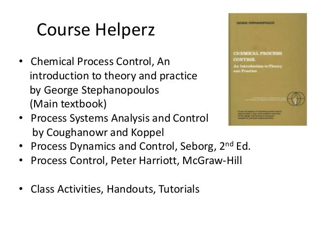 process control rh slideshare net Process Control Language Process Control Systems