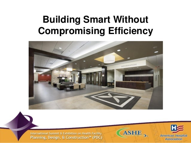 Building Smart Without Compromising Efficiency
