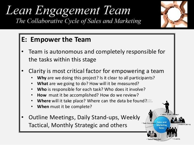 S: Select the Improvement • Define the Gap that is to be completed in this cycle • Team agrees to the goals and outcomes e...