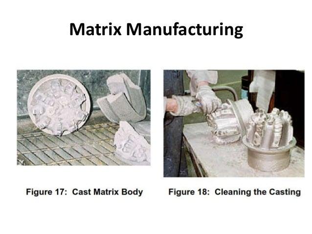 Matrix Manufacturing