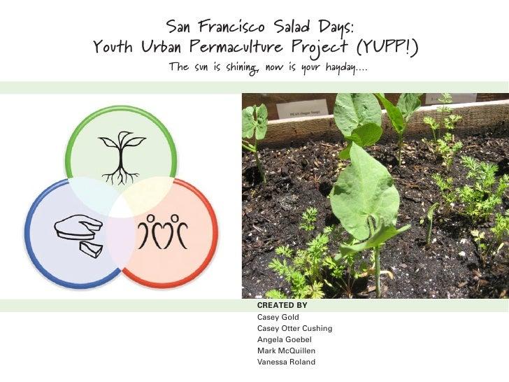 Permaculture Kids Curriculum