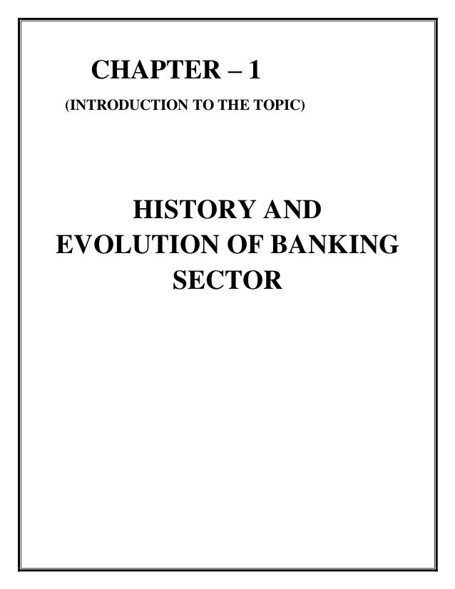 minor project report on banking
