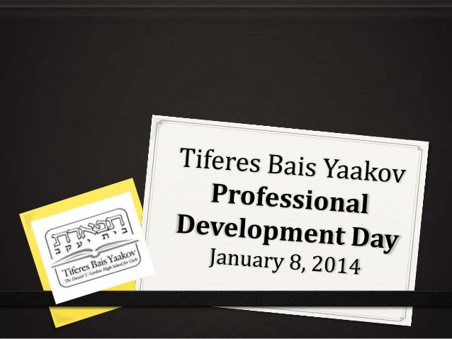 Agenda January 8, 2014 Introduction & Welcome - 10 minutes Mrs. Ribacoff and Mrs. Green  Organizational Operations at TBY ...