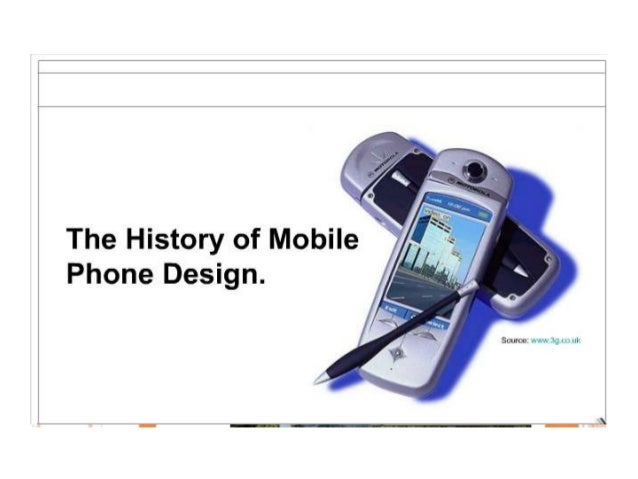 Product Life Cycle of Cell Phones