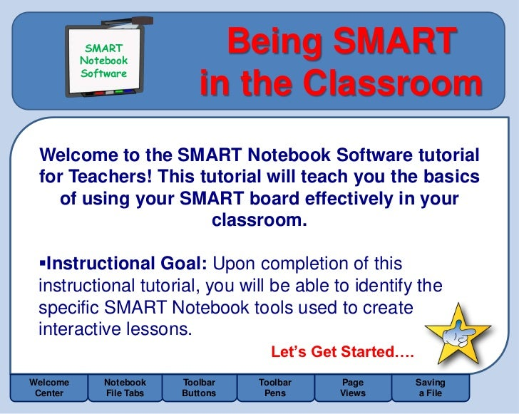 SMART           SMART          Notebook          Notebook          Software                               Being SMART     ...