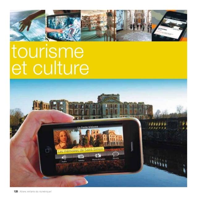 tourismeet culture128 Allons enfants du numérique!