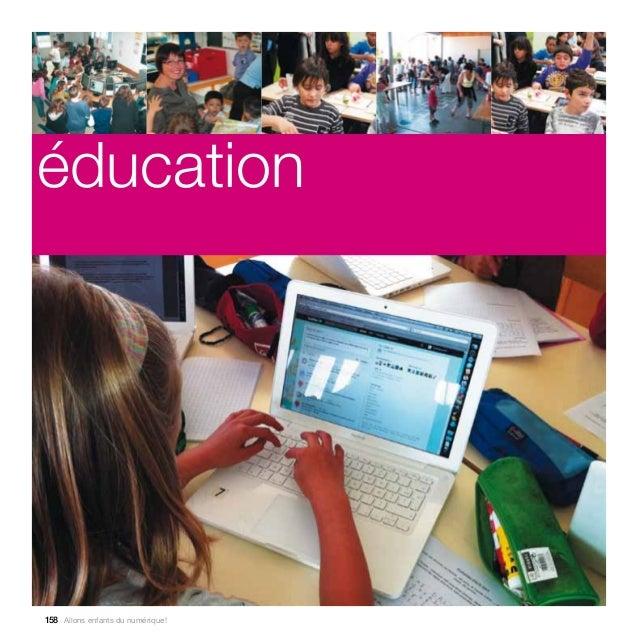 éducation158 Allons enfants du numérique!