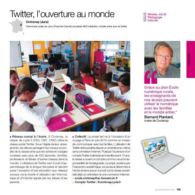 Twitter, l'ouverture au monde                                                                                   Réseau so...