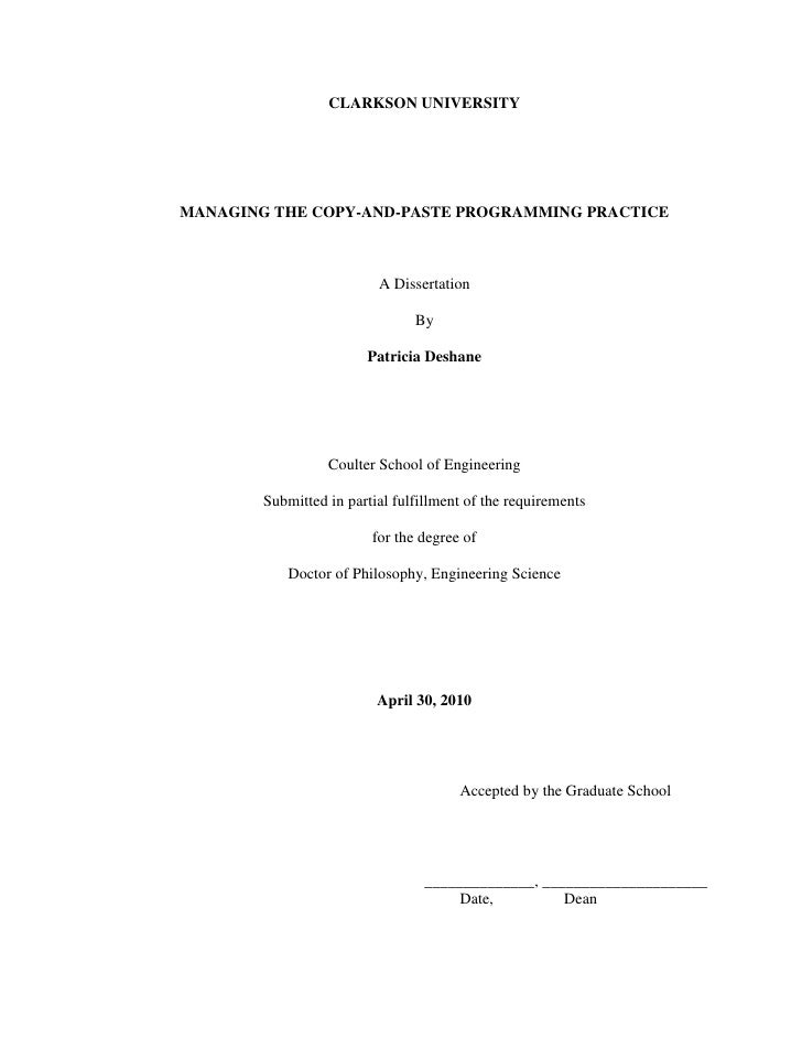 Phd thesis pharmacy practice
