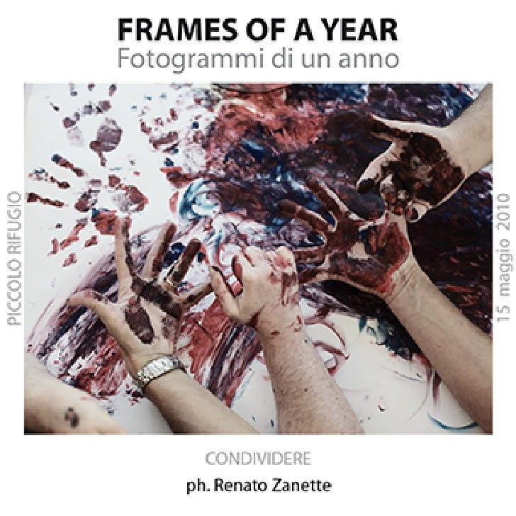 Frames of a year