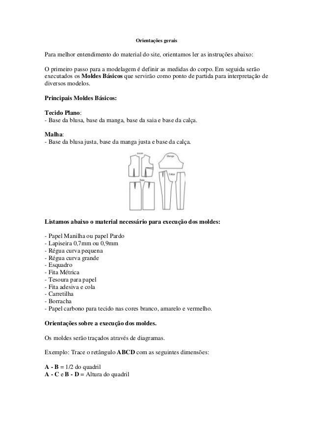 Orientações gerais  Para melhor entendimento do material do site, orientamos ler as instruções abaixo: O primeiro passo pa...